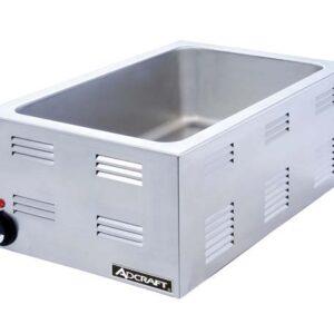 Adcraft Full Size Food Warmer 120V,1200W  FW-1200W
