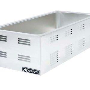Adcraft 4/3 Food Warmer 120V/1500W  FW-1500W