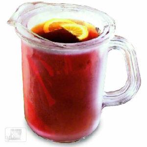 San Jamar 60oz Polycarbonate Chill-It Beverage Pitcher