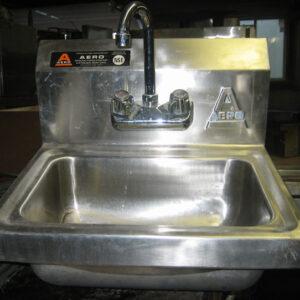Aero Hand Sink  Bowl 14 x 10 x 5 (AHSF) NSF USED