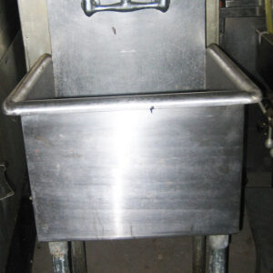 Advance Tabco Stainless Steel Prep SInk 18x18
