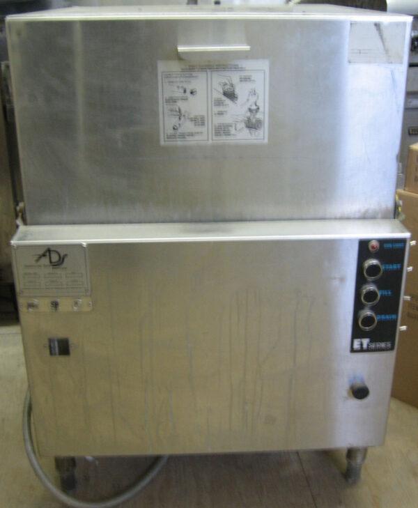 American Dish Low Temp Dishwasher Used (ET-AF-1)