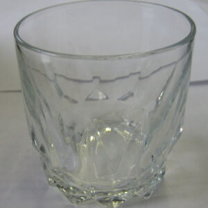 Cardinal Arcoroc Artic 6 oz Rocks Glass made in France Used