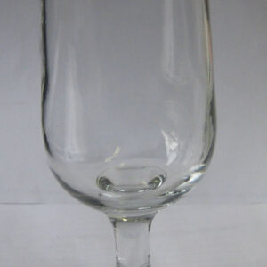 12 oz Goblet style Glass used