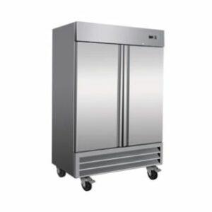 Serv-Ware Stainless Steel Reach-In Refrigerator 2 Door RR-2