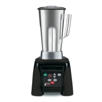 Waring Waring Hi-Power Electronic Keypad Blender with TImer and 64 oz Stainless Steel Container MX1100XTS