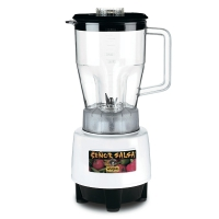 Waring Senor Salsa Half Gallon Blender with 64 oz BPA Free Copolyester Container