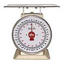 """Update UP-75 7"""" Dial Portion Scale - 5lb manual"""