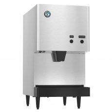 Hoshizaki Cubelet & Water Dispenser with Built in Storage 282lb, Air Cooled DCM-270BAH